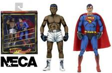Action Figure Superman vs. Muhammad Ali DC Comics Special Edition 2-Pack Neca