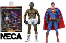 Figura De Acción Superman vs. Muhammad Ali DC Comics Special Edition 2-Paquete