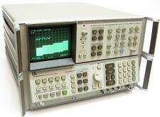 HP / Agilent 8566B 100 Hz to 22 GHz Microwave Spectrum Analyzer w/ Cables