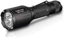 Fenix TK25 R&B 1000 Lumens Multi-Color White Red & Blue LED Tactical Flashlight