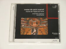 Marcel Peres - CD - Chants De L'Eglise De Rome - Ensemble Organum - HMT 7901382