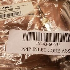 Genuine Agilent PPIP Inlet Core Assembly, Part # 19243-60535 Obsolete