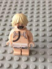 Star Wars LEGO MINIFIG Minifigure sw342 LUKE SKYWALKER BACTA TANK 7879