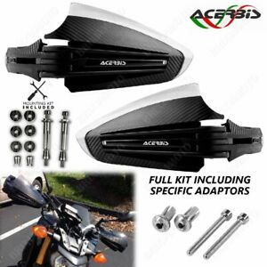 Pair Hand Guards x-Tarmac+Mounts For BMW R 1200 Rs 15/18