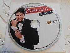 Chuck Third Season 3 Disc 1 Replacement DVD Disc Only 63-383