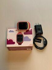 LG Gizmopal 2 watch smartwatch kids GPS Verizon USED Pink - Good Condition Gizmo