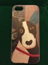 Carola van Dyke iPhone 5 case English bull terrier