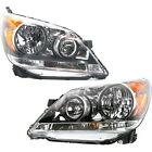 Headlight Set For 2008 2009 2010 Honda Odyssey Left and Right With Bulb 2Pc