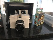 Diana F+ 6 X 6 point and shoot  film camera lomography NEW With Flash & Film