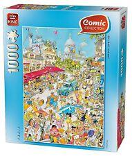 Jumbo 501-1000 Teile Puzzles