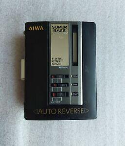 Vintage AIWA HS-G53MkII Walkman working