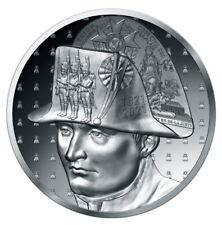 NOUVEAU 👍 FRANCE 20 EURO HAUT RELIEF B. EPREUVE ARGENT 2021 NAPOLEON Napoléon