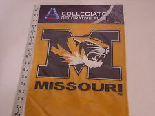 "MISSOURI 12.5"" x 18"" Team Sports America Collegiate Decorative Flag, Evergreen"