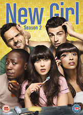 NEW GIRL - SEASON 2 - DVD - REGION 2 UK