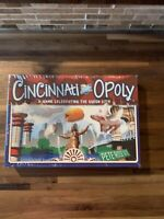 Late for the Sky Board Game  Cincinnati-Opoly SW