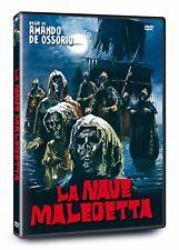 DVD NUOVO La Nave Maledetta film Armando De Ossorio versione editoriale