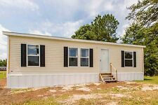 2018 NEW NATIONAL 3BR/2BA 28x40 DOUBLEWIDE MOBILE HOME TALLAHASSEE, FLORIDA