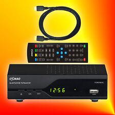 Comag SL30T2 H.265 HEVC DVB-T2 DVB-T HD Receiver + HDMI-Kabel | USB PVR Ready
