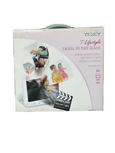 """TEXET 7"""" Lifestyle Digital Picture Frame."""