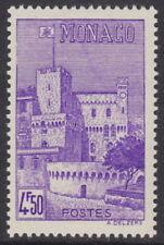 MONACO - 1941 4f50 Bright violet - UM / MNH