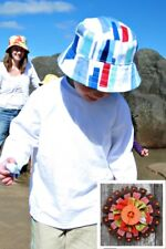 PATTERN - Make it Perfect - Bucket Hat - Lazy Day Hat - Sizes S to XL included