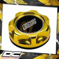DC Sports Oil Cap For Toyota/ Scion M37x3 - Gold