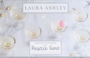 Laura Ashley Prosecco Pong Drinking Game