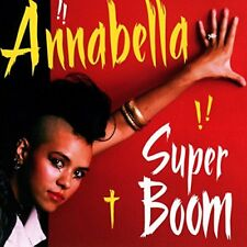 Annabella Lwin (Bow Wow Wow) - Super Boom [CD]
