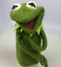 Kermit The Frog Hand Puppet 10 Inch Fisher Price