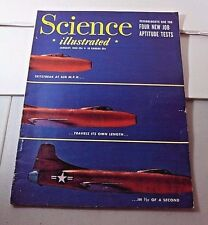 1948 Science illustrated Magazine