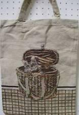 Katzen Tasche Kätzchen Gobelin  Einkaufsbeutel Beutel