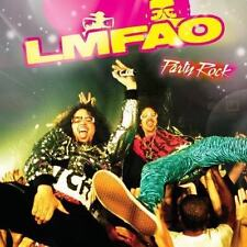 LMFAO Party Rock CD BRAND NEW L.M.F.A.O.