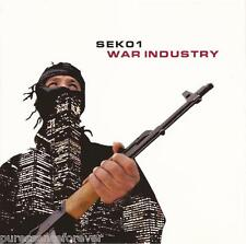 SEKO1 - War Industry (UK 11 Track CD Album)