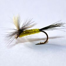 PALE WATERY DUN PARA Dry Trout & Grayling fly Fishing flies  Dragonflies