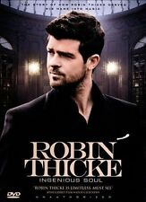 Ingenious Soul by Robin Thicke (DVD, Nov-2013, Music Video Distribution)
