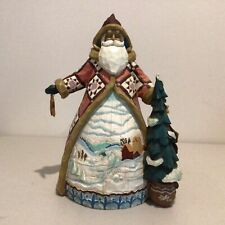"Heartwood Creek Resin Figurine ""Dashing Through the Snow"" by Jim Shore 27cm #604"