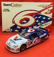 MARK MARTIN #6 VALVOLINE / STARS & STRIPES 2000 FORD TAURUS 1:24 SCALE 1 Of 5004