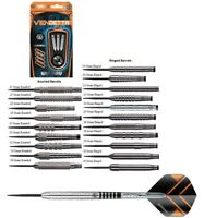 Winmau Vendetta 80% Tungsten Steel Tip Darts - 18 Gram through to 40 Gram