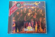 "JON BON JOVI ""BLAZE OF GLORY / YOUNG GUNS II "" CD POLYGRAM RECORDS 1990 SEALED"
