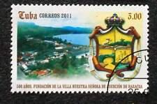 6Cuba   Sc# 5228    BARACOA  2011  used / cancelled cto
