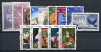 Luxembourg 1978 Mi. 967-980 Neuf ** 100% Religion, Tuberculose, Militaire