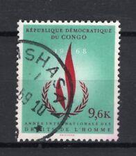 CONGO 677° gestempeld 1968
