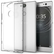 Ultra Thin Silicone Case For The Sony Xperia XA2 Best TPU Gel Back Phone Cover