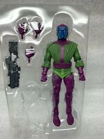 marvel legends kang from joe fixit wave in trimmed tray no baf piece