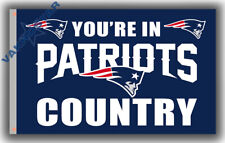 New England Patriots Country Football Flag 90x150cm 3x5ft best banner