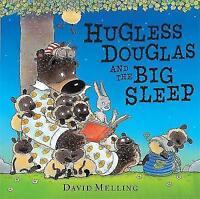 (Good)-Hugless Douglas and the Big Sleep (Board book)-Melling, David-1444913042