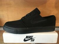 NIKE JANOSKI BLACK / BLACK / ANTHRACITE CANVAS AUSTRALIAN SELLER
