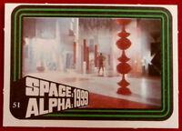 SPACE / ALPHA 1999 - MONTY GUM - Card #51 - Netherlands 1978