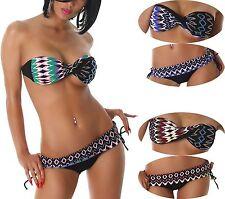 Damen-Bikini-Sets mit Bandeau C