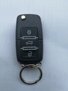 JOM 7105 Klappschlüssel-Fernbedienung+Schlüsselrohling f. VW, Audi,Seat, Skoda 5